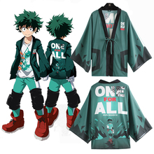 font b Anime b font Kimono My Hero Academia Cosplay Costumes Boku no Hero Academia