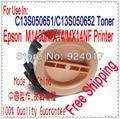 Для Epson M1400 MX14 Тонер Заправка Картриджей, Для Epson Заправка Картриджей 0651 C13S050651 0652 C13S050652, Resetter Тонер Для Epson 1400 Принтер