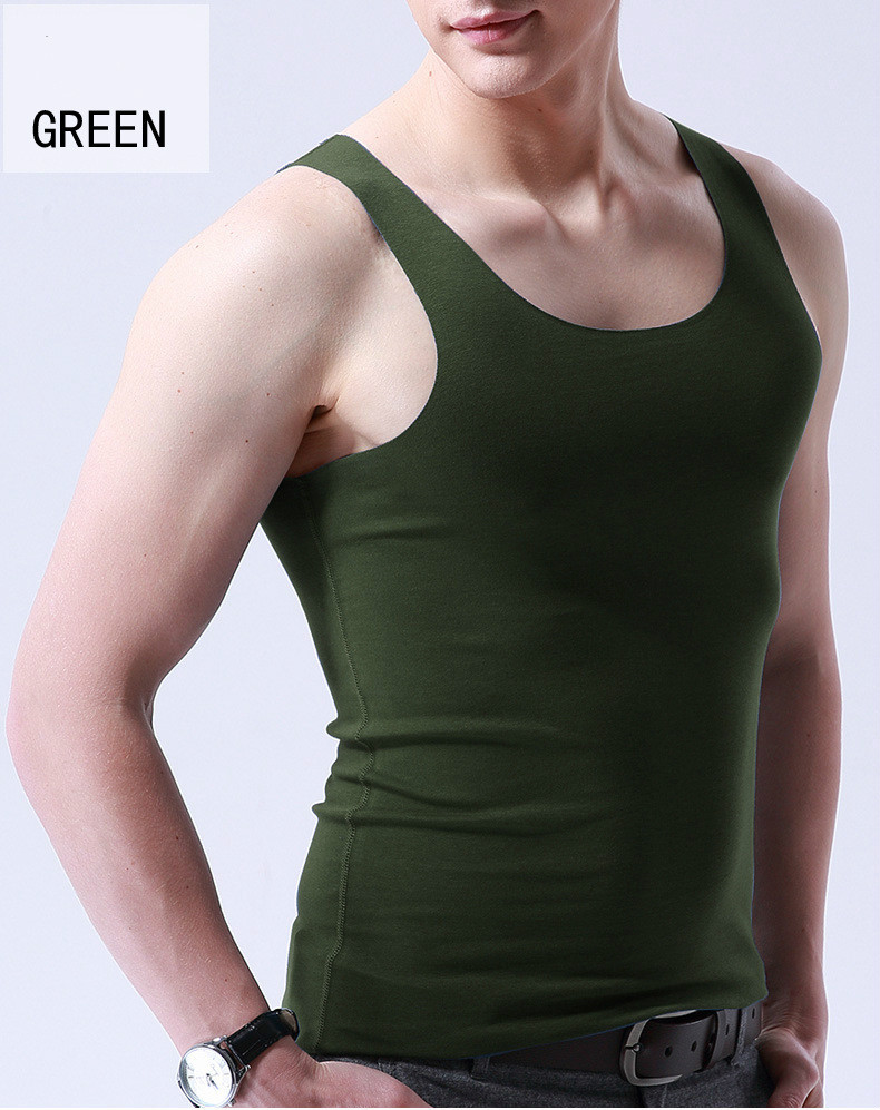 Free shipping Men exercise high elastic bottoms Under Top Tees Tank Tops Fitness Tights High Flexibility X03