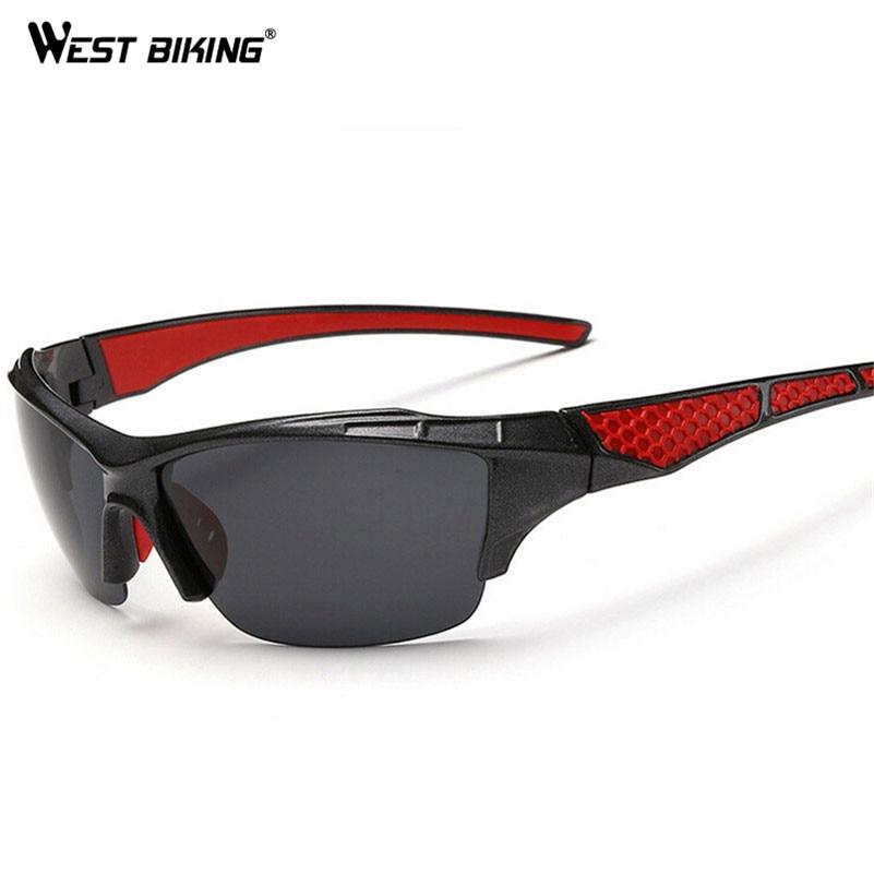 dc249397170ba WEST BIKING Da Bicicleta Polarização Óculos de Condução Ciclismo Óculos  UV400 Oculos Óculos Óculos de Proteção óculos de Proteção Óculos de  Bicicleta ...