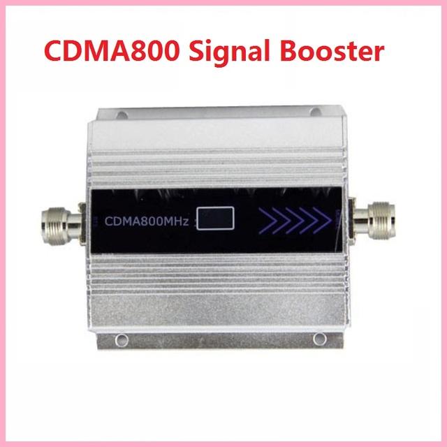 CDMA GSM amplificador Repetidor de señal de celular 850 mhz repetidor de señal cdma 850 mhz teléfono móvil amplificador de señal con LCD pantalla
