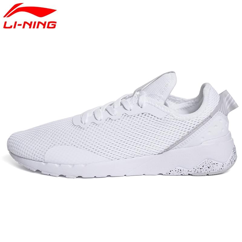 Li-Ning Women' s Sports Life Walking Shoes Breathable Leisure LiNing Sneakers Sport Shoes GLKM068 YXB071