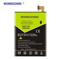 Wonkegonke BN07100 батарея для htc один M7 801E 801 S 801N 802D 802 W 802 T BN07100 HTL22 один J батареи Bateria