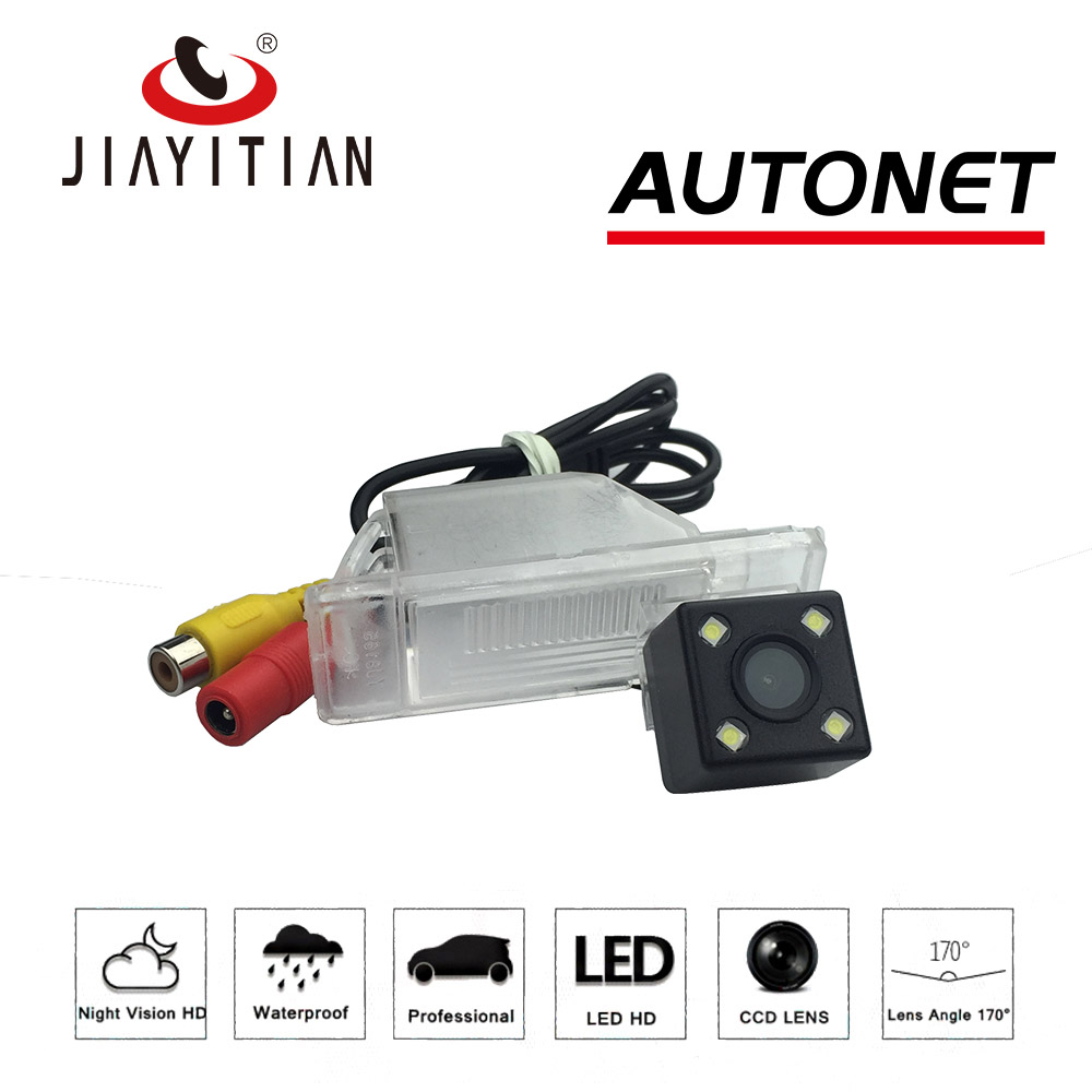 Cut Price Jiayitian Car Rear Camera For Nissan Almera N16 N17 G11 12f675 Based Brushed Motor Esc Genuine Reverse