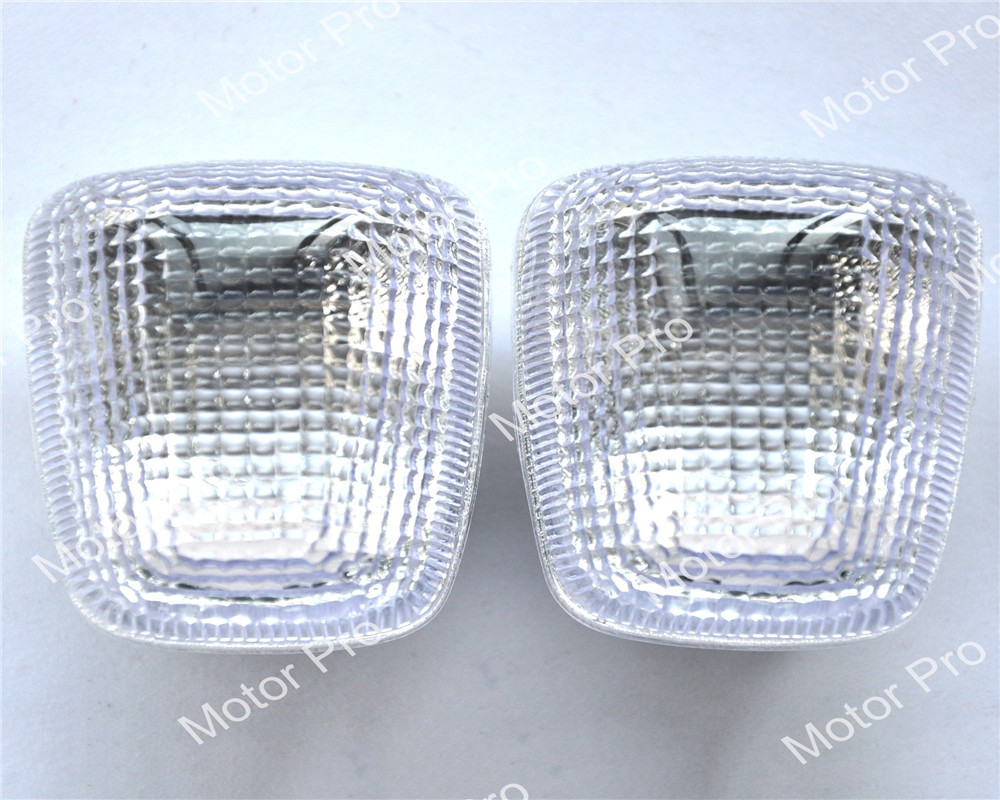 Front Light Covers For Suzuki GSXR 600 750 1996 1997 1998 1999 Turn Signal Lens Shell Motorcycle GSX-R GSX R GSXR600 GSXR750