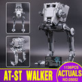 Lepin 05052 Nueva Serie Star El Imperio AT-ST Robot Bloques de Construcción Ladrillos Juguetes 75153
