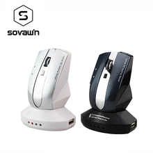 Rechargeable Mouse Computer Gaming-Mice Laptop Optical Desktop Mini Wireless 1600 USB