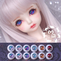 BJD Eyes12mm 14mm 16mm  Eyeballs  for SD/MSD/YSD/70CM Ball-jointed Doll