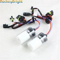 Rockeybright 2 stks H7 55 W 4300 K 5000 K 6000 K 8000 K HID Xenon Koplamp koplamp Bollen Voor Opel Astra H Auto Hoofd Lampen lamp