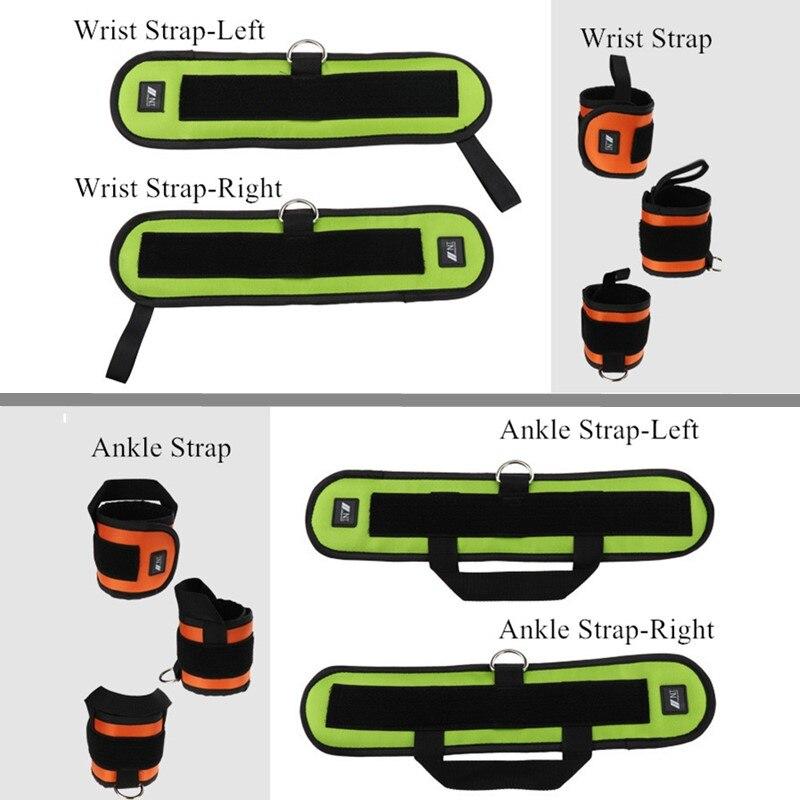 Rebond formateur corde élastique résistance bandes Fitness extenseur basket-ball saut entraînement jambe étirement agilité entraînement Gym Roe - 3