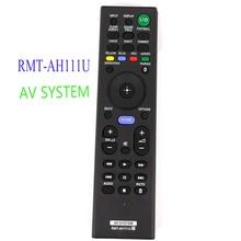 цена на New Replace RMT-AH111U For Sony AV SYSTEM Sound Bar Audio Remote Control Fit HT-RT5 HT-ST9 SA-RT5 SA-ST9 Fernbedienung