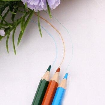72 Cores De Madeira Artista Pintura A óleo Cor Lápis Moda Escritório Escola Pintura Suprimentos Conjuntos Para Crianças Presente Natal