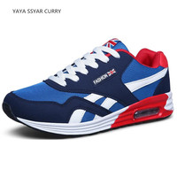 YAYA SSYAR CURRY 2018 New Couple Air Cushion Sports Shoes Trend Breathable Wear Resistant Non Slip