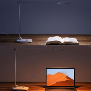 Image 4 - Xiaomi Mijia LED Desk Lamp Pro Smart Eye Protection Table Lamps Dimming Reading Light Work with Apple HomeKit Reading Light
