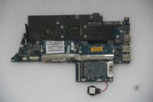 713694-501 For HP ENVY6 Laptop motherboard VBU50 LA-9511P with I3-2377M CPU and 216-0842000 GPU Onboard DDR3 fully tested
