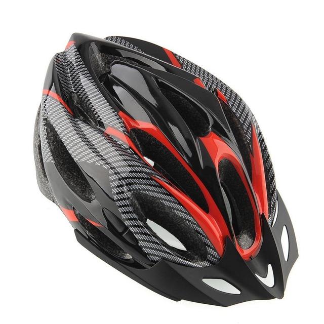Promotion! Red Hero Cycling Helmets Road Bicycle Helmet Bike Helmet MTB Cycling Equipment Protector Bicycle Bike Accessories