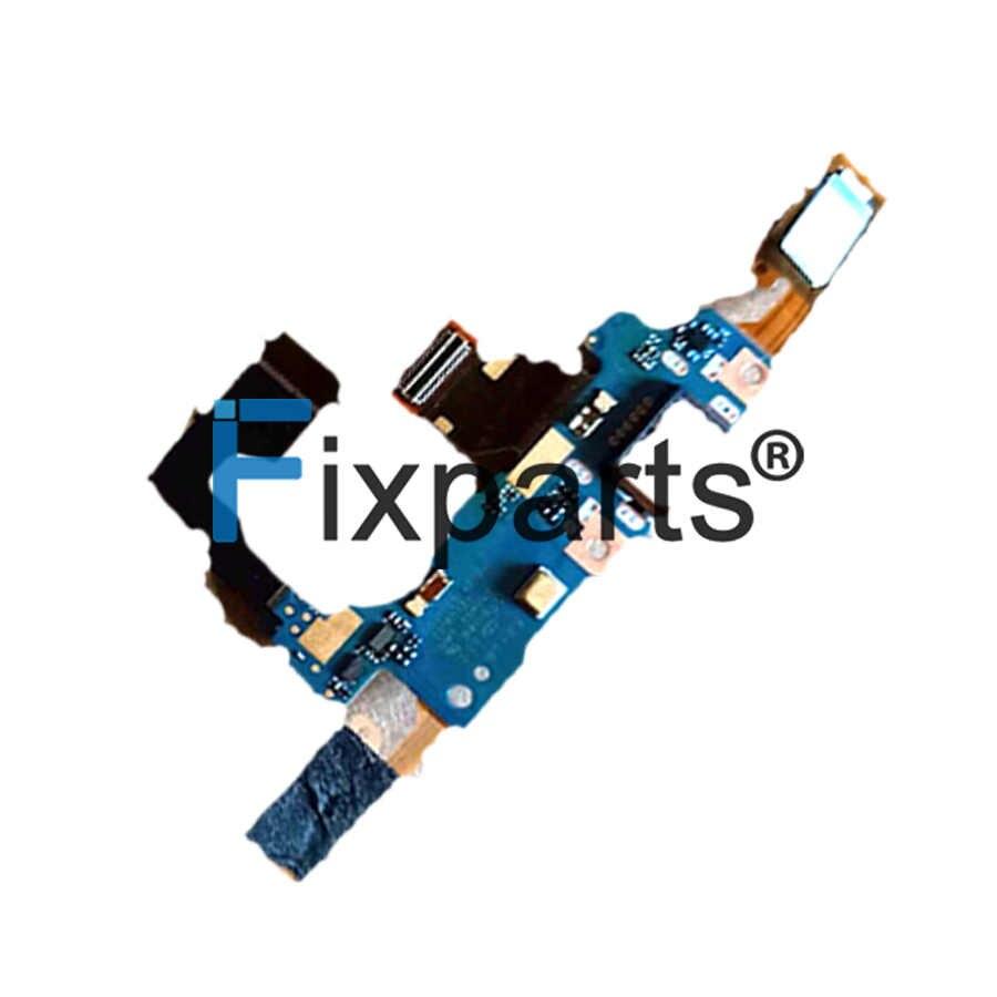 Pour HTC M10 HTC 10 Charge Port de Charge connecteur de quai câble flexible ruban pièce de rechange pour HTC M9 Plus M9 + chargeur Flex Clabe
