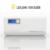 Real 12000 mAh Banco Portable 3 USB LCD Pantalla Externa Powerbank Cargador de batería Para todo El teléfono
