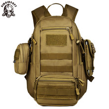 SINAIRSOFT Outdoor Sport Military Tactical climbing mountaineering Backpack Camping Hiking Trekking Rucksack Travel HuntingZH429
