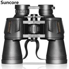 SUNCORE 20x50 бинокулярное увеличение широкоугольное зрение Зрительная труба охотничья птица наблюдение ночной Прицельный телескоп