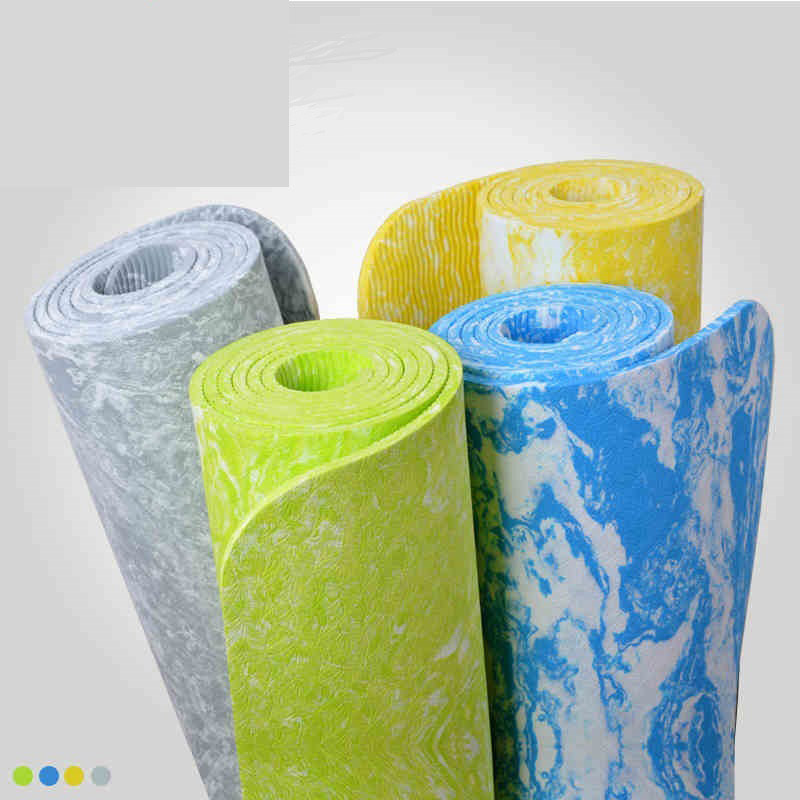 185 62 0 6CM TPE Men Women font b Fitness b font Tasteless Yoga Mats 4