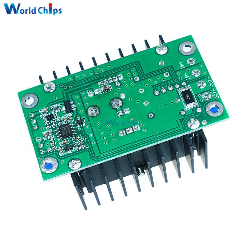 300 вт xl4016 постоянного тока Макс 9а шаг подпушка в понижающий преобразователь 5-40 до 1.2-35 в регулируемый питание модуль светодиодный драйвер для Ардуино