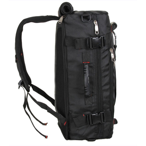 Image 3 - MAGIC UNION Brand Lock+ Cover + Bag Laptop Backpack Men Mochila Masculina Mans Backpacks Mens Luggage & Travel bags