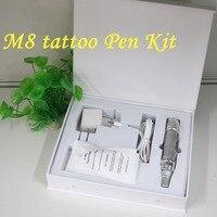 Goochie M8 GTL Магнитный поворотный Алюминий Интеллектуальная цифровая машина Перманентный макияж устройства для Eyeline и губы татуировки ручка ка