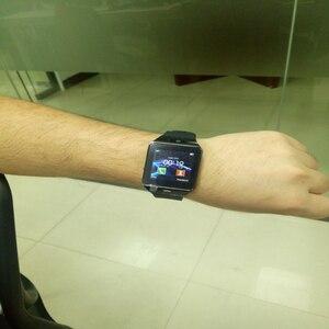 Image 5 - 블루투스 애플 시계 카메라 2g sim tf 카드 슬롯 스마트 시계 남자 여자 전화 안 드 로이드 아이폰 xiaomi 러시아 t15