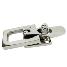 1pc Latch Fastener 70mm Stainless Steel Anti-Rattle Latch Hatch Heavy Marine Fastener Clamp Accessories Parts Suitable For Boat