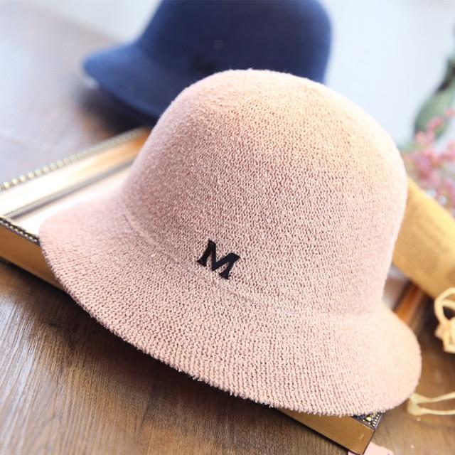 2017 M carta Seaeside visera del sombrero femenino del verano sombreros de sun de las mujeres de ala ancha de paja de sol sombrero de playa plegable niñas al por mayor