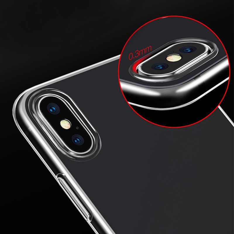 Suntaiho роскошный стеклянный чехол для iPhone XS Чехлы для MAX XR ультра тонкий прозрачный задний стеклянный чехол для iPhone X XS 7 8 Plus Мягкий край