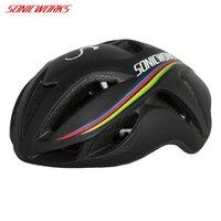 50d4d92cb3 SONICWORKS Cycling Helmet Cover Men Women Bicycle MTB Helmet Cascos  Ciclismo Capaceta Bicicleta Casque Velo Road