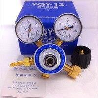 1 PC Oxygen Regulator Pressure Gauge Pressure Reducing Valve Input 15MPA G5/8