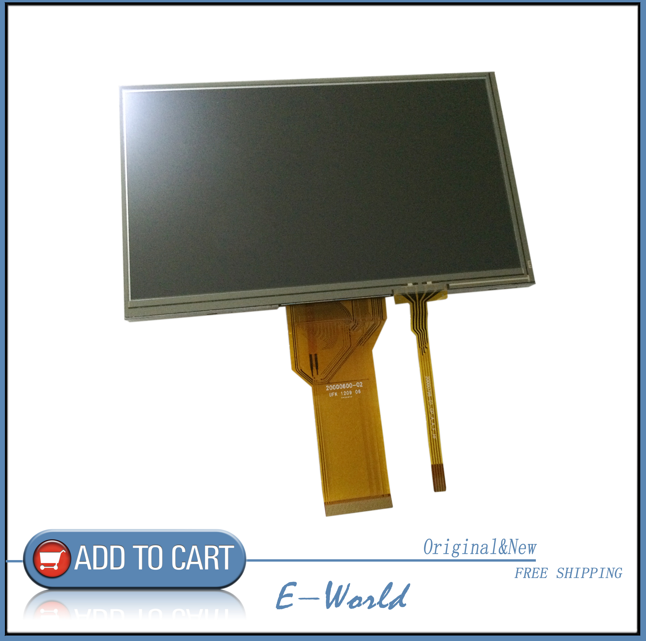 100% original LCD with touch screen for  KORG PA4X LCD (LCD + touch screen)100% original LCD with touch screen for  KORG PA4X LCD (LCD + touch screen)