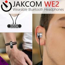 JAKCOM WE2 Wearable Inteligente Fone de Ouvido como o mi6 com cancelamento de ruído fone de ouvido Fones De Ouvido Fones De Ouvido no fone de ouvido bluethooth
