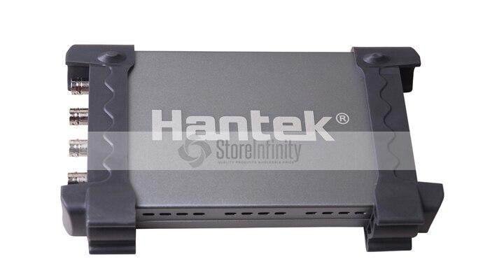 Hantek 6074BC Digital USB Oscilloscopes 4 CH70MHz 1GSa s Handheld Oscilloscope Portable PC Diagnostic tool Windows10