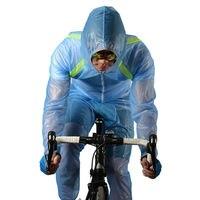 ROCKBROS MTB Cycling Jersey Pants Kit MultiFunction Jacket Waterproof Windproof TPU Raincoat Bike Bicycle Clothes 3