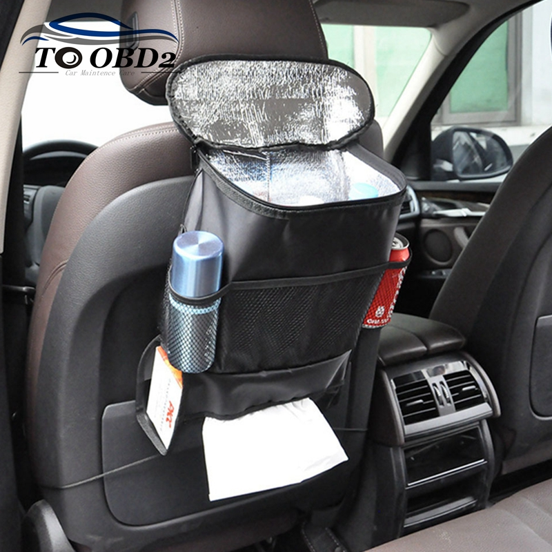 buy car seat organizer auto car storage bag backseat chair holder multi pocket. Black Bedroom Furniture Sets. Home Design Ideas