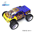 Hsp rontosaurus racing car 94111 1/10 4wd off road monstruo camión eléctrico de control remoto 7.2 v 1800 mah similar a redcat himoto