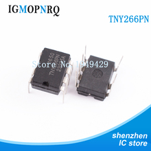 100PCS/lot TNY266PN DIP 7 TNY266 AC / DC converter 9.5W 85 265 15W/230 VAC VAC New original