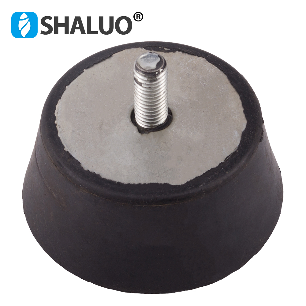 Conical shock padConical shock pad