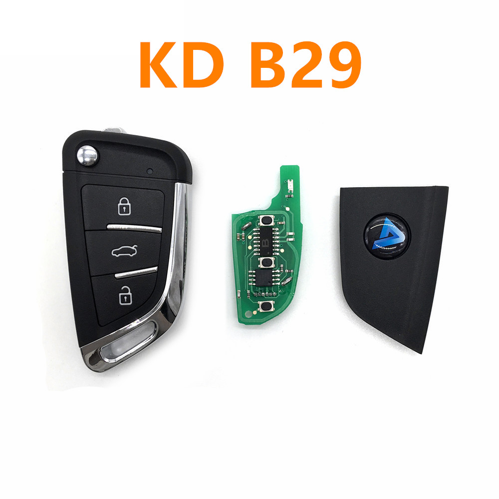 new model universal 3 button remote key KD B29 Remote Control Key for KD300 KD900 URG200