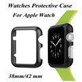 2016 new arrive 38 42 mm watch frame case cover for apple watch cover case for apple watch sport edtion with retail package box