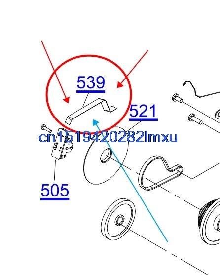 New Original Cable For Epson L355 L550 L555 L360 L380 L383 L385 L363