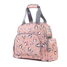 Портативный Материнство Мумия подгузник мешок пеленки мешок большой Ёмкость для мамы кормящих сумка дорожная сумка для хранения одежды Организатор