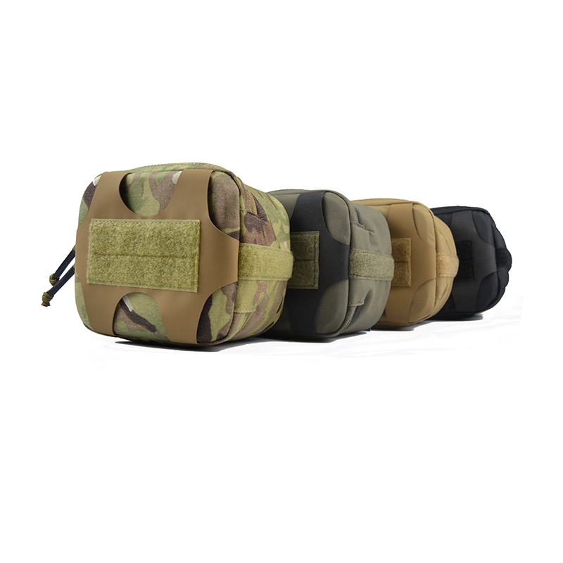 Delustered Airsoft Armor NVD NOD Garage for Night Vision Device Helmet Ranger Green Tactical CQB Military