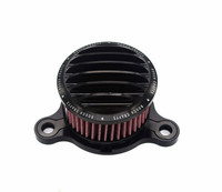 Motorcycles Air Filter CNC Air Cleaner Intake Filter Fit For Harley Sportster 883 1200