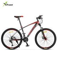 새로운 브랜드 알루미늄 합금 프레임 27 30 33 속도 듀얼 디스크 브레이크 산악 자전거 야외 스포츠 내리막 mtb 자전거|자전거|스포츠 & 엔터테인먼트 -