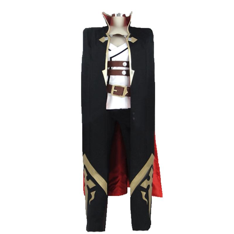 BLAZBLUE KAGURA MUTSUKI cosplay with cape